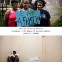 Justice for Families and DataCenter release a new report on the juvenile justice system.