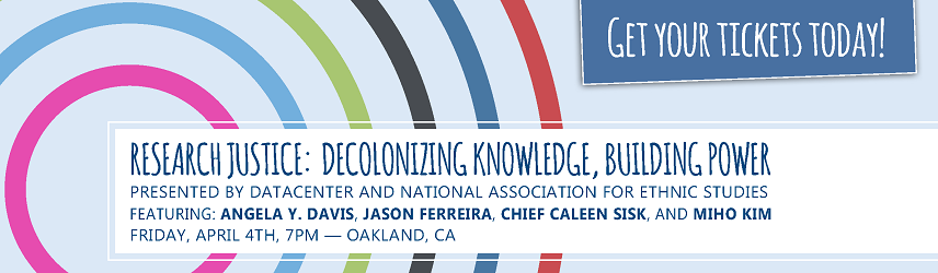Event: Research Justice - Decolonizing Knowledge, Building Power